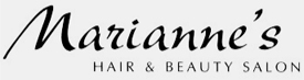 Marianne's Hair Salon Logo
